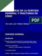 fracturasdeladiafisishumeralyfracturasdecodo-101202145657-phpapp02