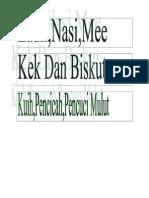 Label Buku Nina