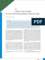depresión mayor - reflexiones históricas y marco teórico de su relación con enfermedades cardiovasculares
