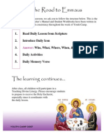 Orthodox Christian Emmaus Curriculum