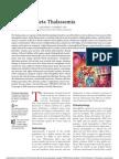Alpha and Beta Thalassemia