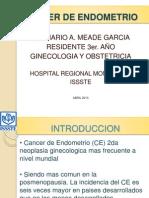 Cancer de Endometrio.class