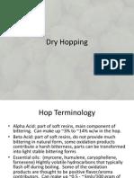 12 Dry Hopping