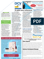 Pharmacy Daily for Thu 02 May 2013 - SHPA resource, Botox advertising, MIMS, drug conference and much more