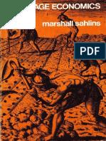 Marshall Sahlins - 4 - Stone Age Economics [book 1972].pdf