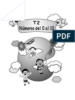 Guatematica 1 - Tema 2 - Numeros Del 0 Al 10