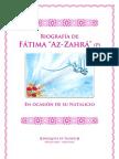 FÁTIMA (AZ-ZAHRÁ), SU HISTORIA, 1º DE MAYO DE 2013 - ANIVERSARIO.PDF