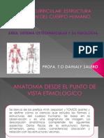 Estructura y Funcion Del Cuerpo Humano, Unidad i Para Los Muchachos