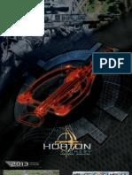 Horton 2013 Catalog