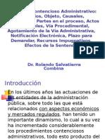 09 08 Contencioso Administrativo Dr Rolando Salvatierra