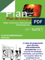Estructura Brigada de Emergencias