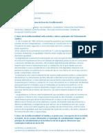 Cedulario de Derecho Constitucional II