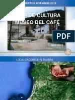 Casa de La Cultura-museo Del Cafe Altavista
