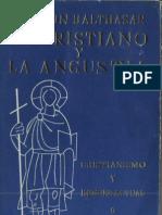 El-Cristianismo y la Angustia - Urs Von Balthasar.pdf