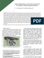 Studi Pemodelan Numerik dalam Disain Awal Jalan Layang Non Tol Kp. MELAYU – Tn. ABANG