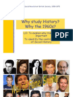 1.Why Study the 1960s