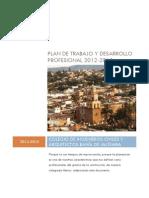 Plan de Desarrollo Cicabj 2012-2015