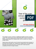 Year of the Yuan - China's Explosive Currency Goes Global