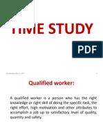 Md. Imrul Kaes - Time Study 2013-05-02
