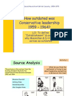 4.How Outdated Was Conservative Leadership