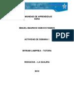Fisica-miguel Mauricio Gnecco Ramos