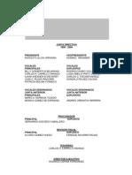 Pago de Honorarios de Arquitectura Decreto 2090