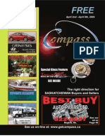 Compass Magazine April 2, 2009 - Saskatchewan