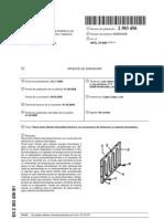 Panel solar híbrido fotovoltaicotérmico con incremento de eficiencia en sistema fotovoltaico