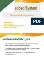 embedded system ppt.