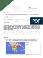 6 SERIE _ Cap 10 _ a Grecia Antiga _ Atividades Complementares