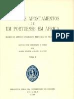 Viagens e Apontamentos de Um Portuense Em Africa. Diario de Silva Porto