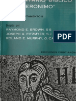 24281801 Brown Raymond e Comentario Biblico San Jeronimo 02