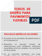13. METODOS DE DISEÑO PAVIMENTOS FLEX . AASHTO E INVIAS