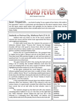 Sealord Fever 2013 Issue Four