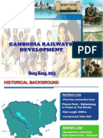 Cambodia Railways Development