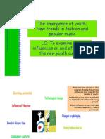13.Emergence of Youth