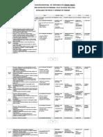 Dosificacion Anual 1er Grado 2012-2013