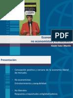 Economía liberal para no economistas y no liberales (1)