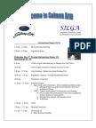 Southern Interior Local Government Association 2013 AGM Program