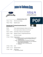 Southern Interior Local Government Association 2013 AGM Program