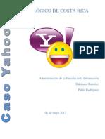 Caso Yahoo-Dahianna Ramírez-Pablo Rodríguez