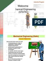 Induction Training-Mechanical STATIC