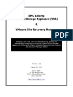 EMC Celerra VSA and VMw SRM Setup and ConfiG Rev1.0.1doc