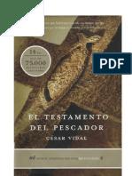 Vidal, César - El testamento del pescador