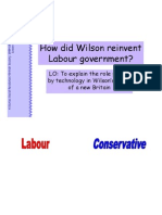 18.How Did Wilson Reinvent Labour