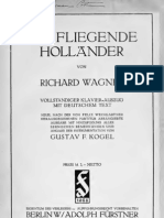 Wagner - Der Fliegende Hollander vs IArchUNC