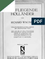 Wagner - Der Fliegende Hollander vs IArchUNC