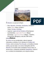Geografía DE LA SELVA