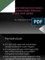 Pengantar MTBM & MTBS