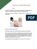 Estudio Del Proceso Salud Enfermedad